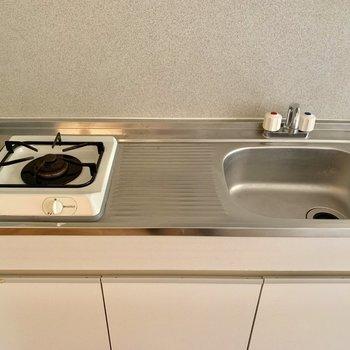 調理スペースもちゃんと設けられています