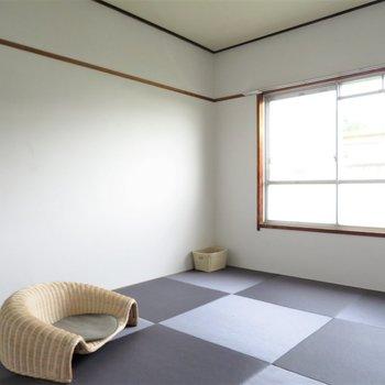 その隣のお部屋も和室です