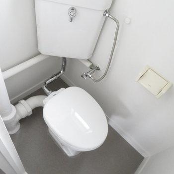 こっちにもトイレが