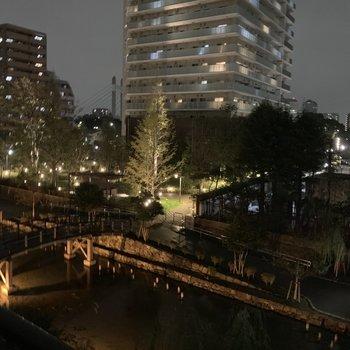 【おまけ】夜景もこんなに素敵なんです。