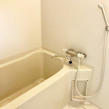 お風呂はザ・シンプル!