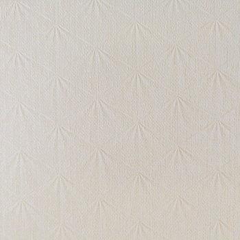 居室の壁紙はもう少し穏やかなデザイン。