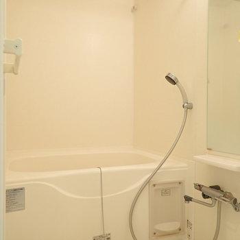 お風呂は浴室乾燥付き。