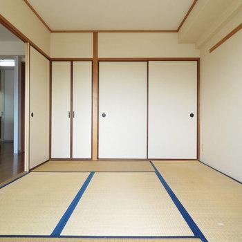 この和室で昼寝もしたい