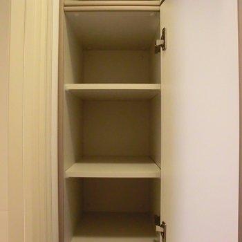 靴箱あります♪※写真は同階の反転間取り別部屋のものです