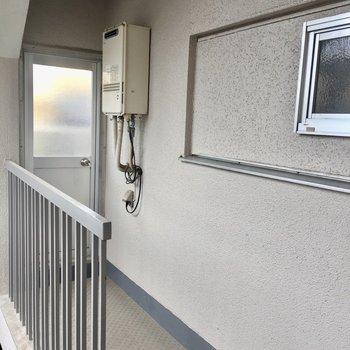お部屋の隣に不思議な扉