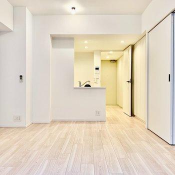 本当に賃貸?なマンションを見てきました。※写真は似た間取りの5階の別部屋の写真です