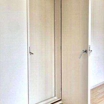 2重防音ドアで音漏れの心配もなし