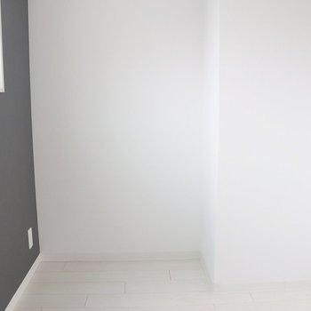 【洋間2.8帖】少し角張ったお部屋に※ 写真は前回募集時のものです
