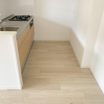 キッチンスペースしっかりした広さです。