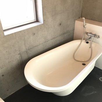 猫足! バスルーム