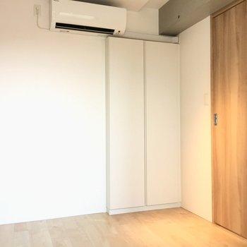 【洋室】仕切ると、こもれる空間に※写真は3階同間取り別部屋のものです