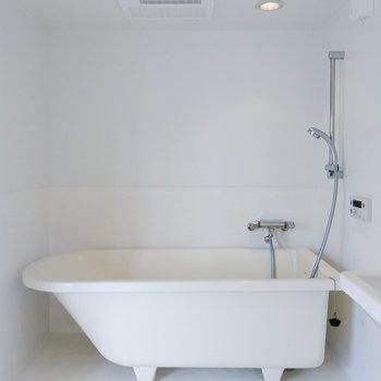 お風呂をこんな風に撮ったの初めて。