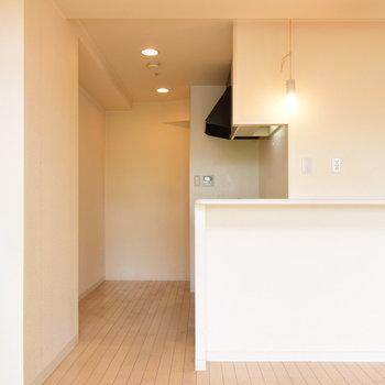 キッチンもしっかり広さがありますね