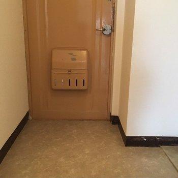 玄関はしっかり広さありますよ