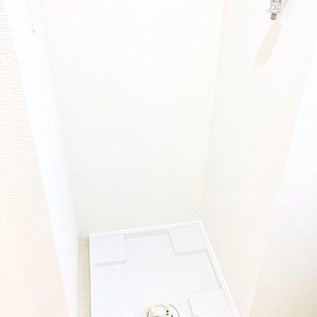 洗濯機はサイズの確認が重要かも。。