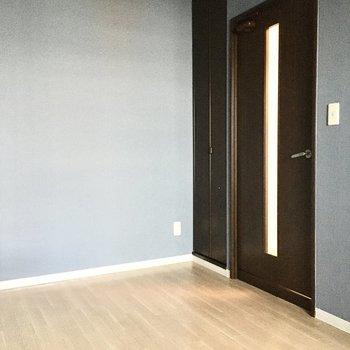 洋室②】北欧インテリアが似合いそう。※写真は3階同間取り・別部屋のものです。