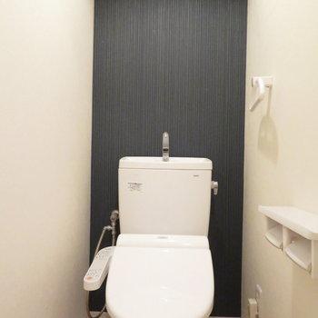 トイレも綺麗ですね~