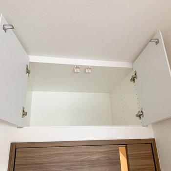 ひみつの道具はここに。※写真は6階の同間取り別部屋のものです