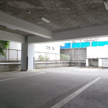 駐車場もあります!