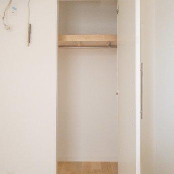 【5.5帖】どこのお部屋にも収納は忘れない