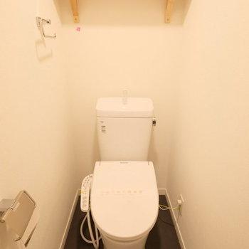【完成イメージ】トイレも新品のウォシュレット付き!
