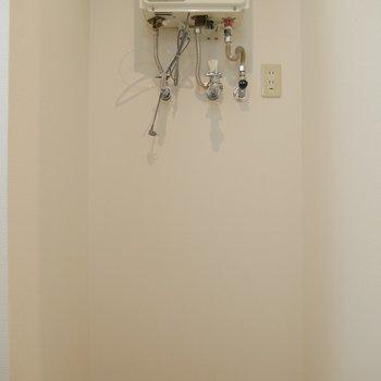 室内洗濯機置き場も兼ねて、脱衣所もあります◎