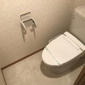 トイレもきれいでした!