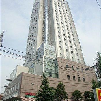 ホテルも併設しています。