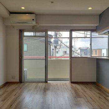 【LDK】開放的なお部屋