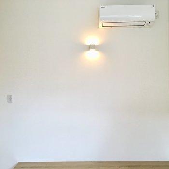【3階】エアコン付き。