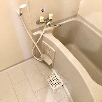 お風呂もゆったり!