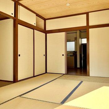 モダンな家具も似合いそう。※写真は前回募集時のものです