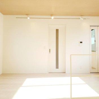 お部屋はたーっぷり自然光!※写真は前回募集時のものです