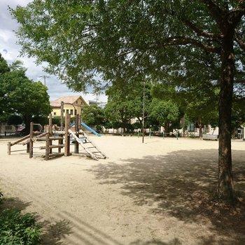 周辺】近くの公園でたまには日向ぼっこ