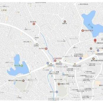 東豊中タウンハウスC号地