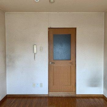 【工事前】この扉がなくなるので開放的なお部屋に!