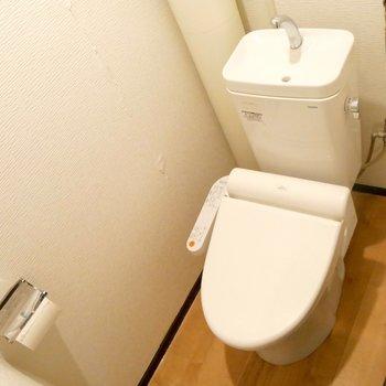 バス・トイレ別で嬉しい♪ウォシュレットつきです!(※写真は前回募集時のもの)