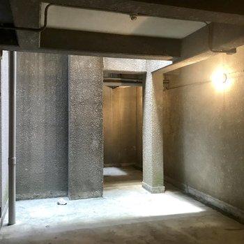 さらに地下へ潜ると、※写真は前回募集時のものです