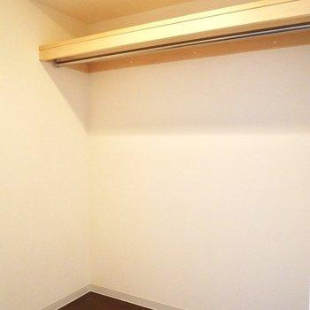 収納はばっちりウォークインです※写真は同間取り別部屋です