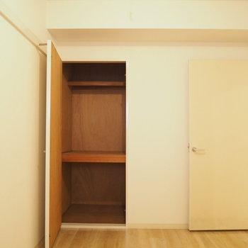 収納は各部屋にあります※写真は前回募集時のものです