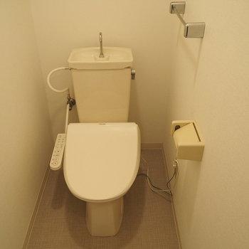 トイレは個室です!※写真は前回募集時のものです