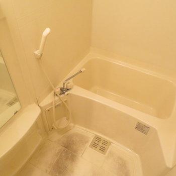 お風呂だってしっかりと