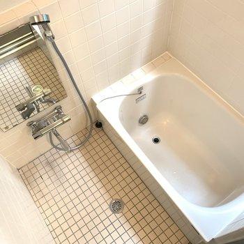 お風呂は既存利用ですが綺麗です!