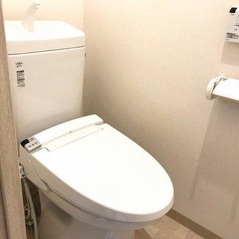 トイレもハイセンス♪※写真は前回募集時のものです