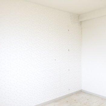 【洋室北側】このお部屋には収納がありません。