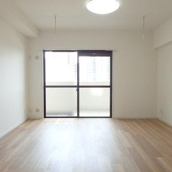 こちらはリビングのお隣、一番大きいお部屋