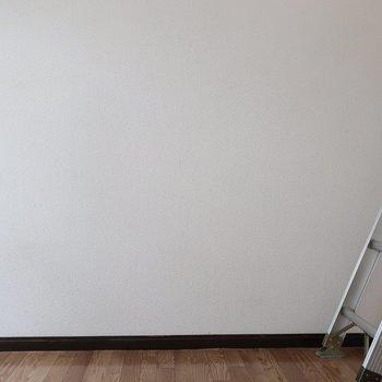 TVはこっちで決まり◎※写真は1階の同間取り別部屋のものです