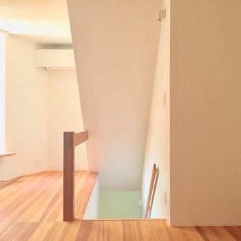 【上階】う~ん、どこに何を置こうか妄想が膨らむ!※写真は前回募集時のものです