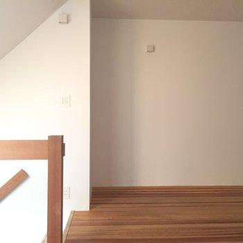 【上階】ここのすみっこも有効活用したい。※写真は前回募集時のものです